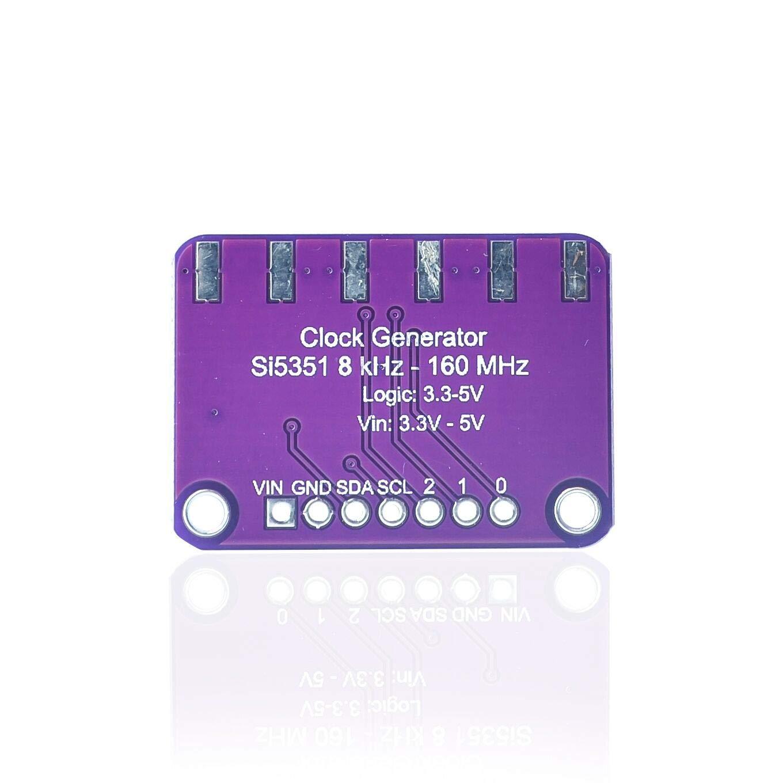 HiLetgo Si5351 Si5351A I2C IIC High Frequency Signal Generator ...