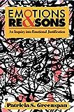 Emotions and Reasons, Patricia S. Greenspan, 0415908299