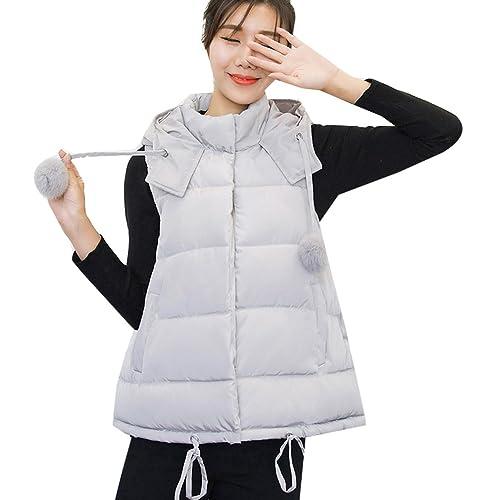 WTUS New Nikki Coat, Abrigo de Algodón para Mujer