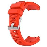 Powlance cinturino cinturino di ricambio morbido silicone cinturino da polso Replacemend per ZTE Quartz ZW10Smart Watch