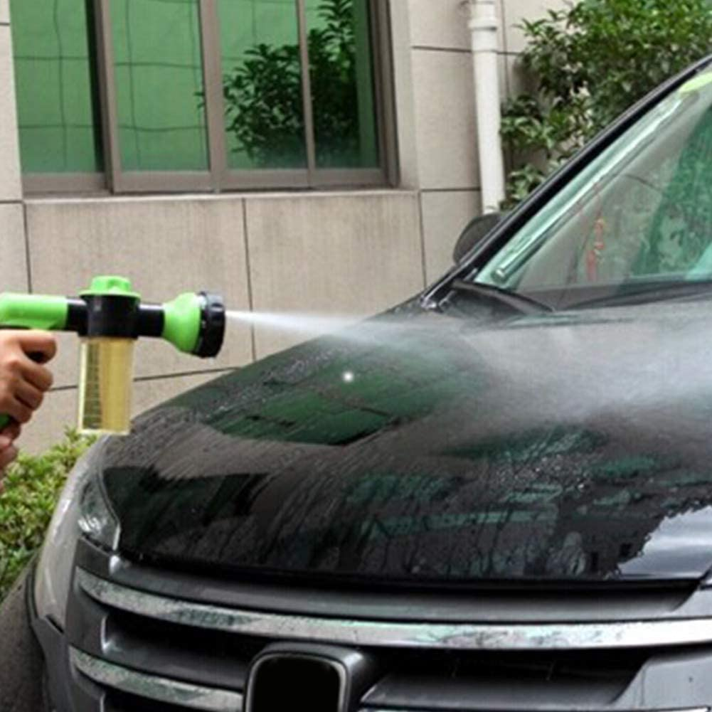 TRIXES Tuyau D/'ArrosAge Accessoire Pistolet Buse avec réservoir pour savon//féconder