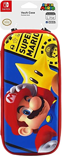 HORI - Vault Case Mario (Nintendo Switch / Switch Lite): Amazon.es ...
