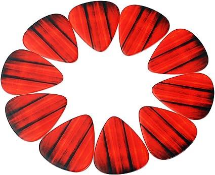 Magideal Lot 10pcs púa personalizado diseño de concha para ...