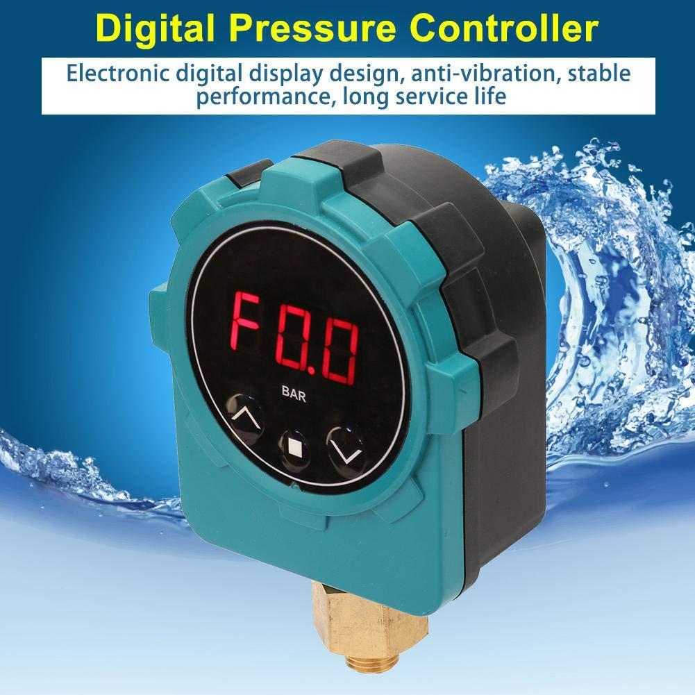 0-10 KG Elektronische Digitale Druckschalter Wasserpumpe Controller AU Stecker 220 V mit Elektronische Druckschalter Wohnaccessoire