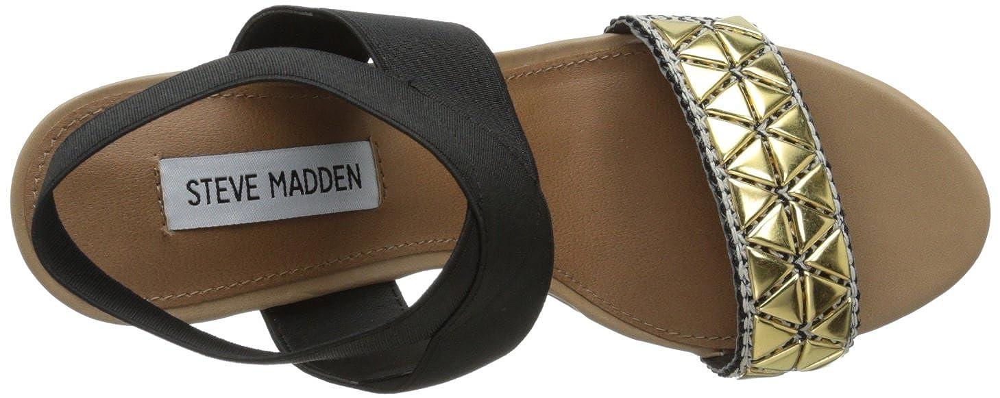 Steve Madden Sandalo Roperr Oro EU EU Oro 35 US 5.5) - 3c675d