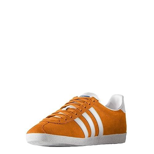 adidas gazelle og orange and noir