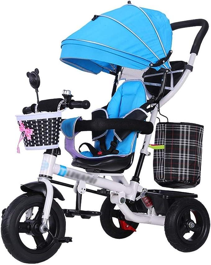CC - Strollers Cochecito Multifuncional Cochecito De Bebé Trike ...