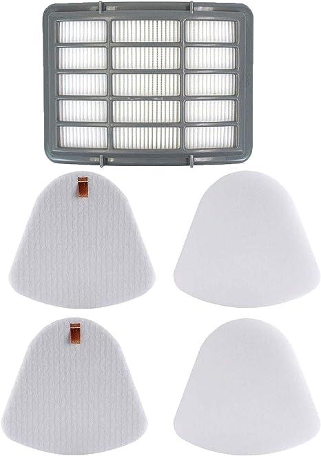 Filter Kit HEPA+Foam /& Felt for Shark Navigator UV440 UV490 UV540 Upright Vac