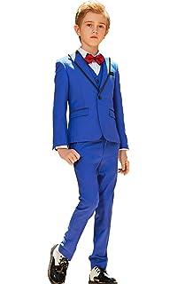Amazon.com: DGMJ HTXZ003 - Trajes de boda para niños (3 ...