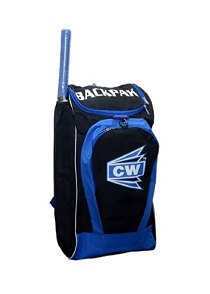 35c1b4e3e0aa Amazon.com  CW Sports Backpack Shoulder Cricket kit Blue Duffel Bag Club  School Matches  Sports   Outdoors