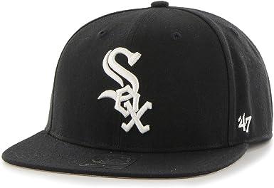 Gorra Captain No Shot White Sox by 47 Brand gorragorra de beisbol ...