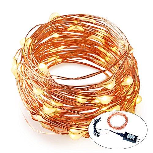 ITART Outdoor String Lights LED String Lights Warm