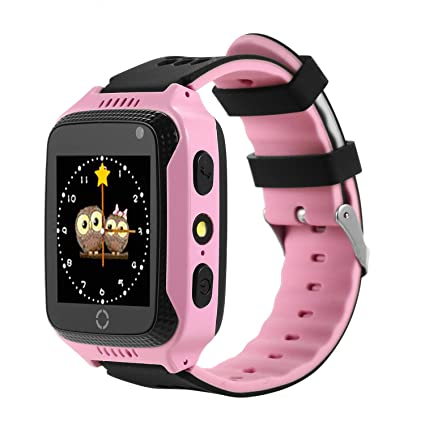 Vailsa Smart Watch for Kids - Smart Watches for Boys Smartwatch GPS Tracker Watch Wrist Android iOS Mobile Camera Cell Phone Best Gift for Girls ...
