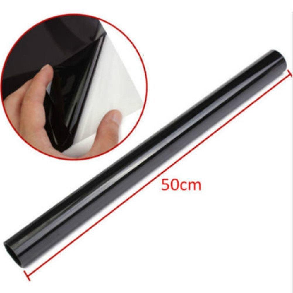 AUTOOL 2pcs enfants stores 50CM100CM noir fen/être de voiture protection UV protection teinte Film Sun Shade Wrap autocollant