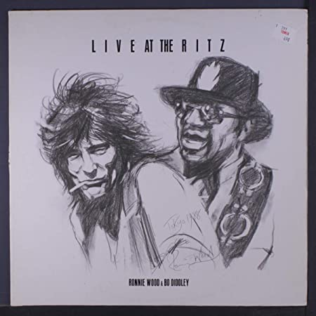 live at the ritz: RONNIE WOOD & BO DIDDLEY: Amazon.es: Música