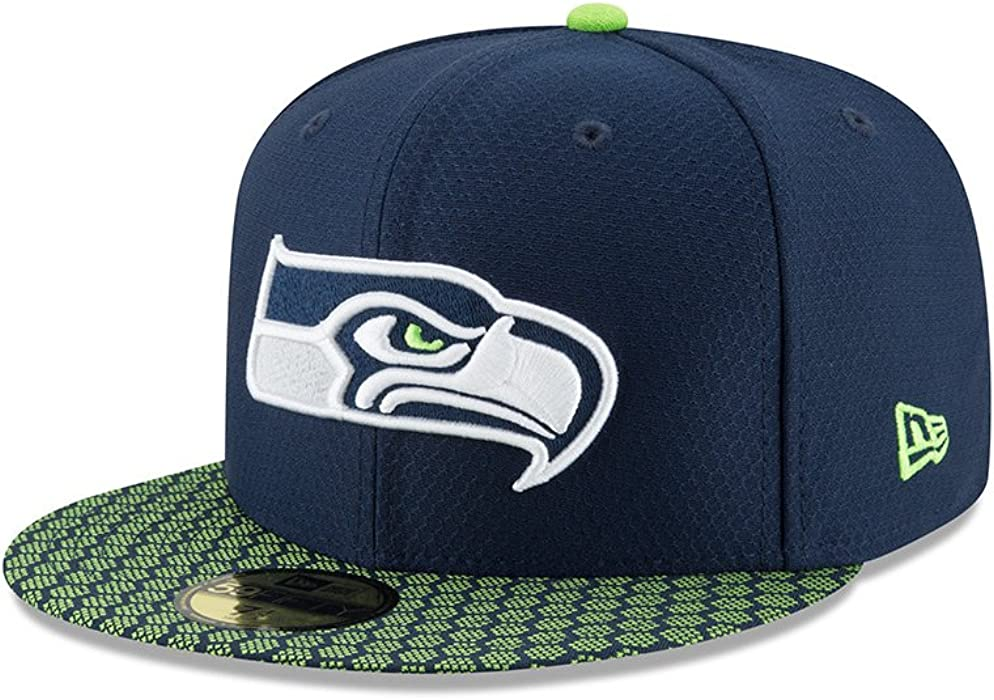 the cheapest performance sportswear finest selection hot sale online 97ef0 384cc new era. boys seattle seahawks 2017 ...