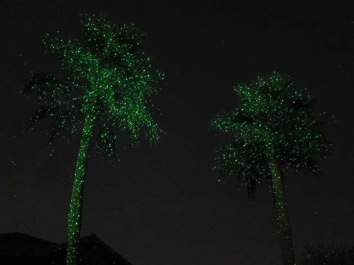 Sparkle Magic Green Laser Light 3.0 Series, Landscape Laser Lights, Christmas Laser Lights by Manufacturer