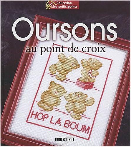 Lire en ligne Oursons au point de croix pdf, epub