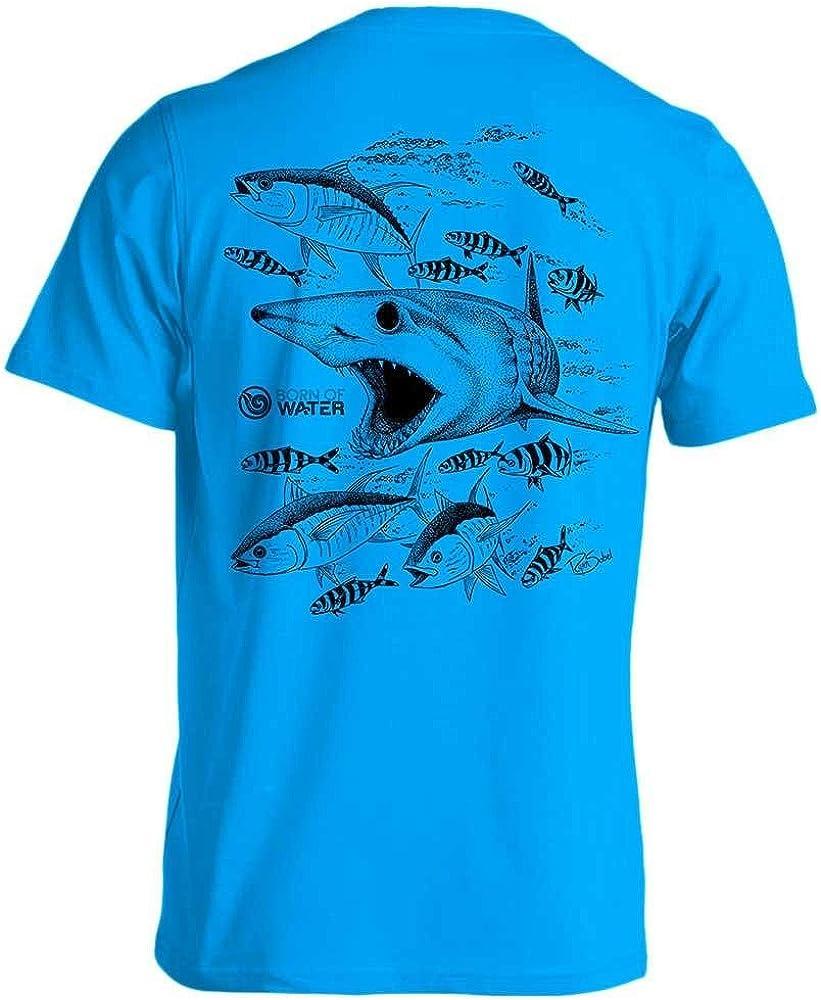 Shark Shirt: Mako Run: Scuba Diving | Fishing | Freediving