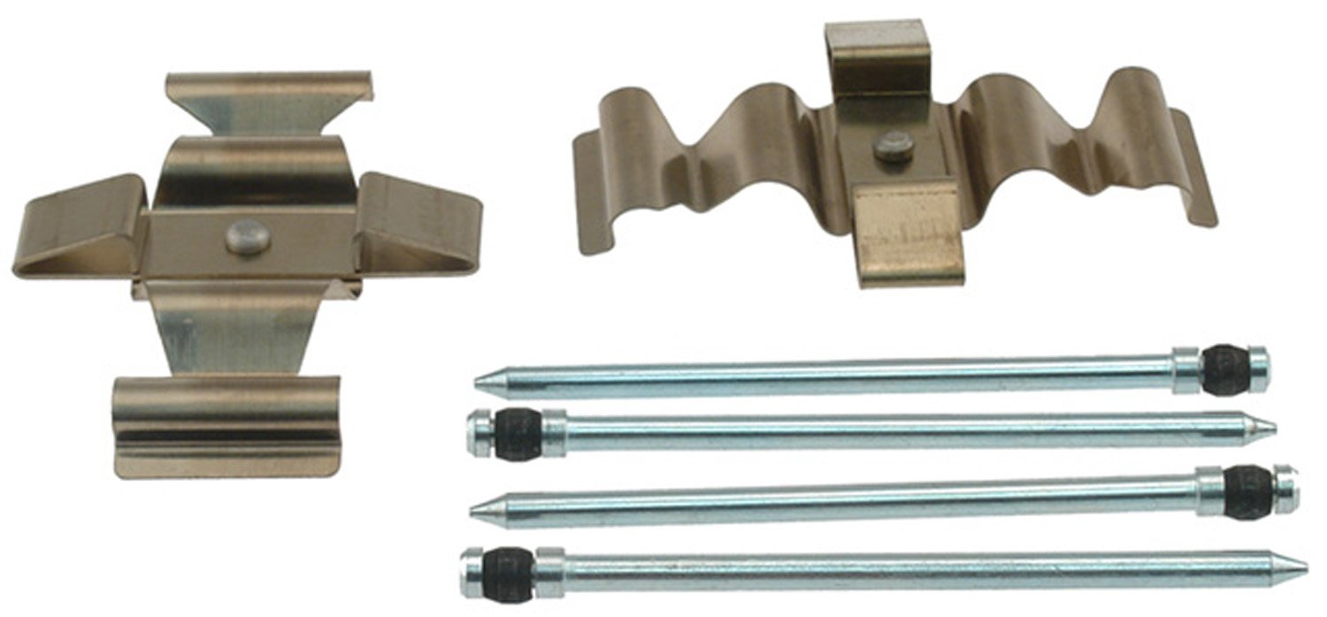 ACDelco 18K1949X Professional Front Disc Brake Caliper Hardware Kit with Clips and Pins