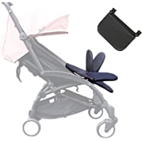Stroller Footrest for Baby YOYO+ Accesories Footboard Sleepping Extend Board Prams Upgrade Longer 8.26 inch