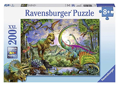 Ravensburger Realm of the Giants Puzzle (200-Piece)
