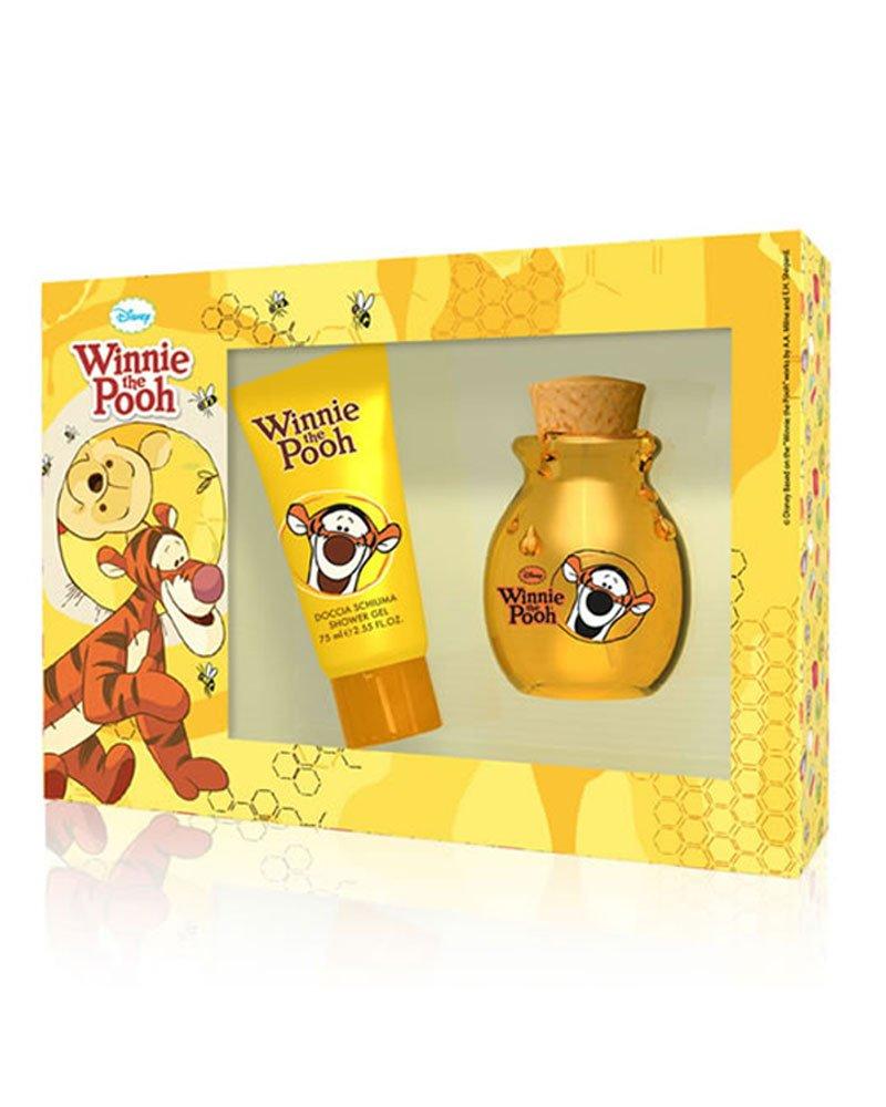 Winnie the Pooh Set para Niños con Perfume y Gel de ducha - 2 Piezas Disney 8027669026877