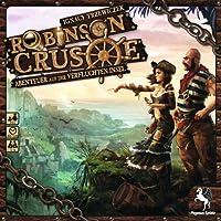 Pegasus Spiele 51945G - Robinson Crusoe - Abenteuer auf der Verfluchten...