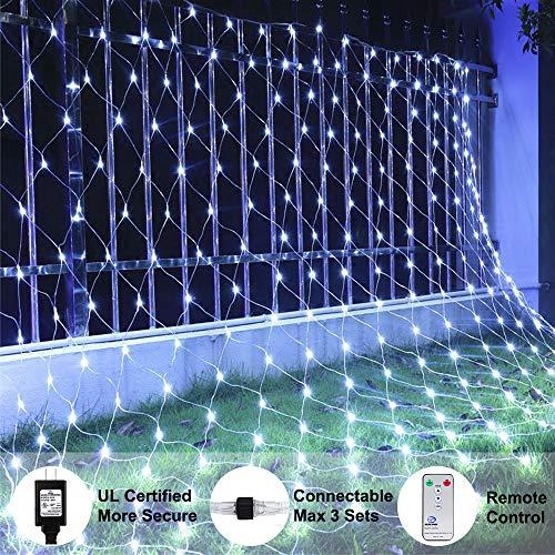 Cool White Led Net Lights