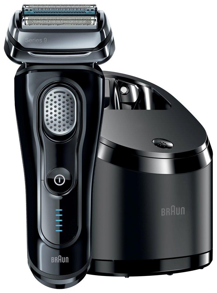 ブラウン メンズ電気シェーバー シリーズ9 9070cc 4枚刃 洗浄機付 水洗い可 お風呂剃り非対応  B00TMQM4GG