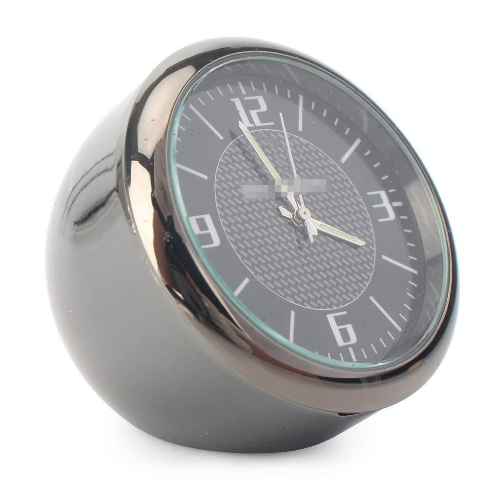 GZYF Car Dashboard Clock Table Round Classic Analog Quartz Clock for Nissan
