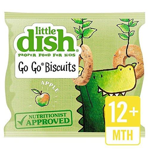 Little Dish Go Gos 1 Yr+ Apple 25g
