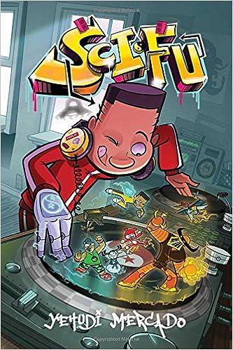 Amazon com: Sci-Fu (9781620104729): Yehudi Mercado: Books