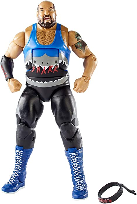 WWE Elite Collection The Shark Action Figure
