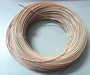 Cable eléctrico, ADGSSJ 10M RG179 RG-179 Cable de cable coaxial RF ...