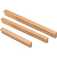 10 stuks L type meubelgreep kastgreep ladegreep keukengreep kledingkast aluminiumlegering meubels boorgatafstand (96 mm…