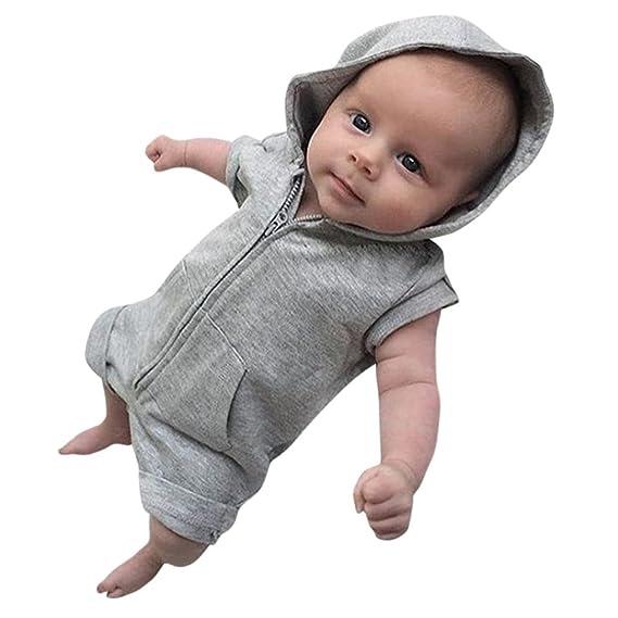Btruely Herren Bebe Monos, Ropa Bebe Recien Nacido Bebé Niño Niña Mameluco Lindo Mono Ropa