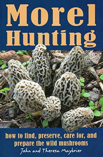 Morel Hunting: How to Find, Preserve, Care for, and Prepare the Wild Mushrooms