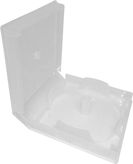 5 X 20er Cd Spindel Box Unzerbrechlich Transparent Mit Computer Zubehör