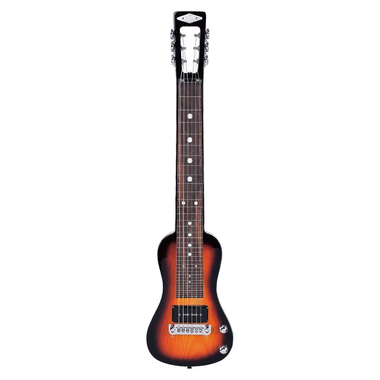 SX ラップスチールギター 6弦 スタンド、キャリングバッグ付 LG2/ASH/3TS B006Q7X7DI 3TS