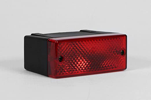 Technologie dillumination gauche // droite HELLA 2NE 006 609-007 Feu antibrouillard arri/ère 12V