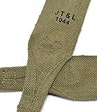 World War Supply U.S. WW2 Style M1936 Suspenders