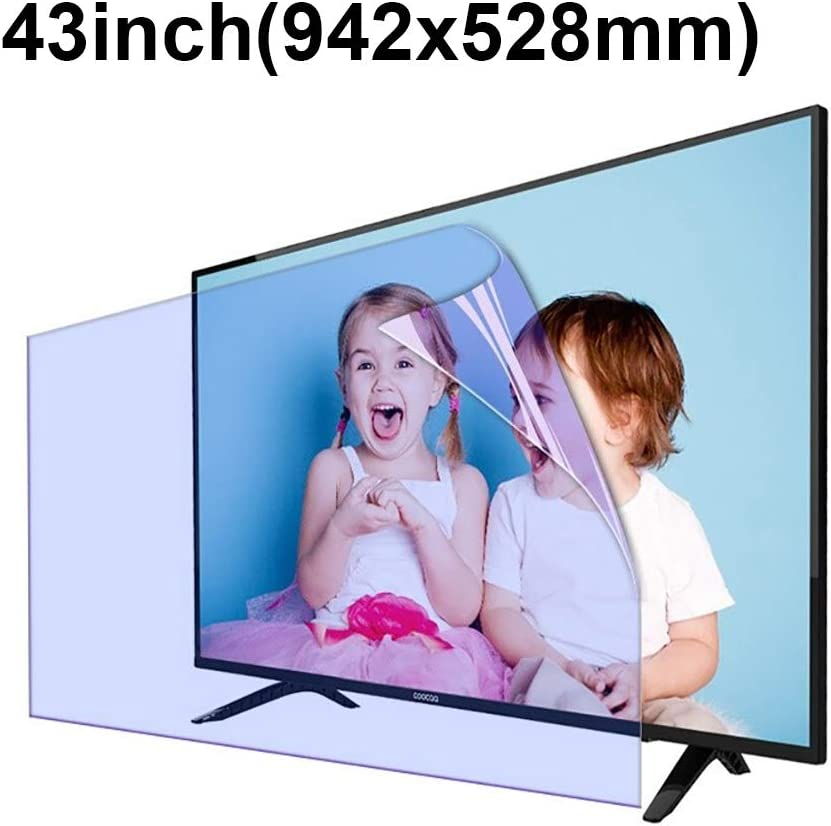 KUYUC 43 Pulgadas TV Protector de Pantalla, HD Anti luz Azul ...