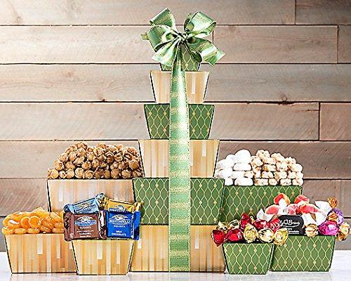 Ghirardelli & Godiva Chocolate & More (Wine Country Gift Baskets Truffles)