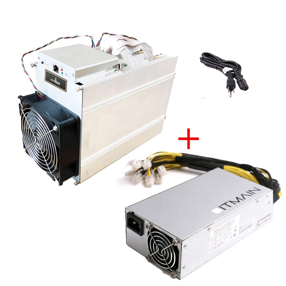 Bitmain Antminer X3 220KH/S Asic CrptoNight Miner Include APW7 PSU and Power Cord