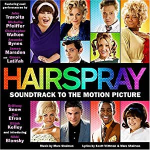 Hairspray - Soundtrack CD + Bonus DVD