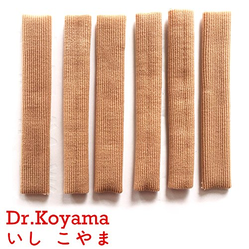 Dr Koyama Protector Pieces Fabric Hammertoes Separators