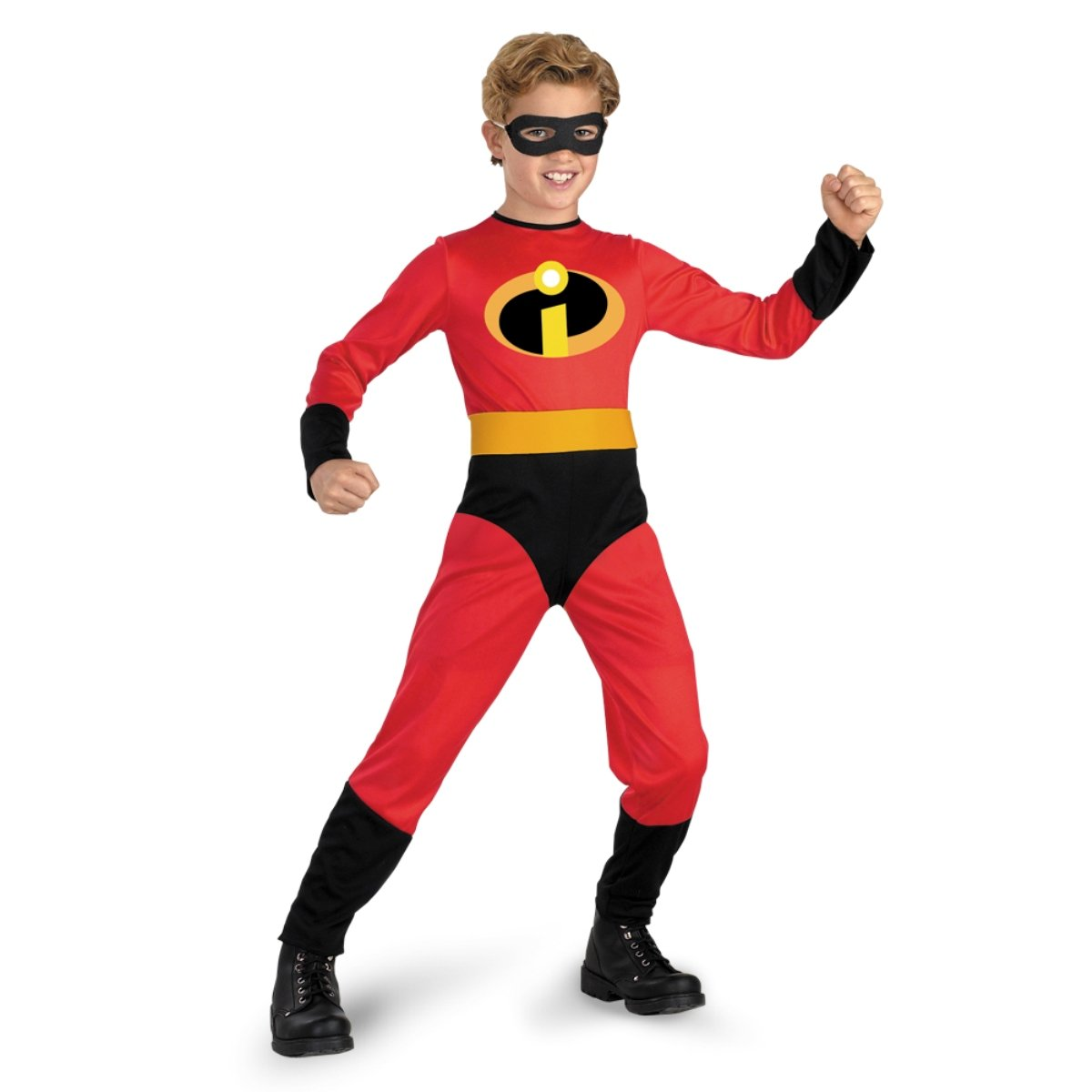 Disguise The Incredibles- Mr. Incredible Standard Child Costume: Size 3T-4T