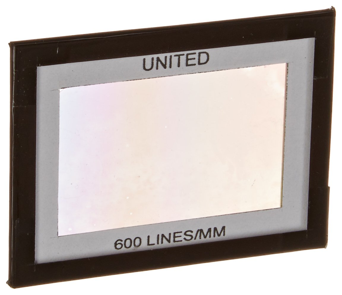 United Scientific DFG600 Diffraction Gratings for SPECT01 Spectrometer