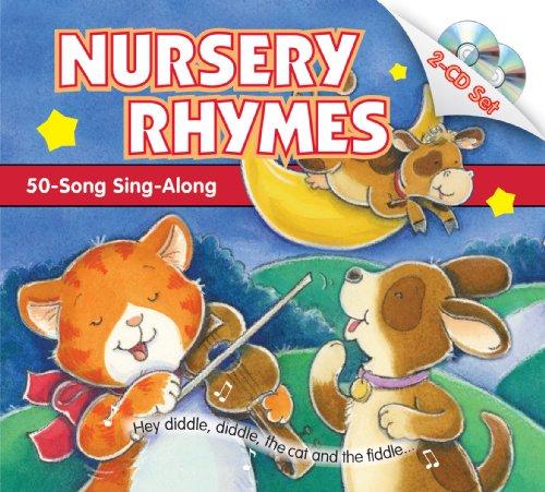 Along 2 Cd Set (Nursery Rhymes Sing Along: 2 CD Set)